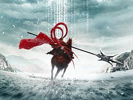 超级网剧《少年三国志》概念海报