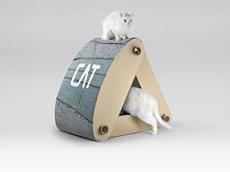 猫的移动箱