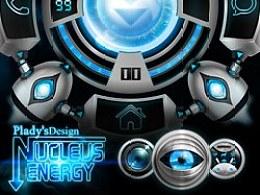 核心能源P-00號(UI处女作,边学边做)