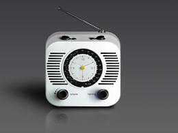 收音机(临摹)