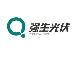 强生光伏logo