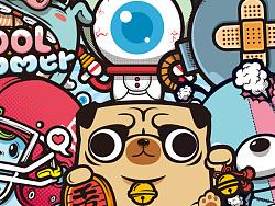 狂奔的包子插画铺工作室 潮流插画第二波 by 狂奔的包子插画铺
