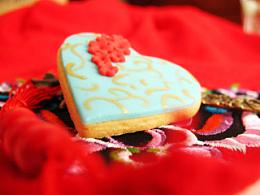 中式婚礼翻糖西饼集锦