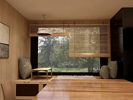【书房】第一次室内设计