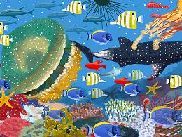 海洋主题儿童绘本