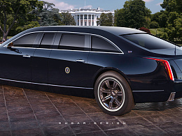 恭喜川普成为新一代凯迪拉克总统座驾车主!
