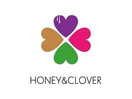 HONEY&CLOVER品牌视觉系统设计