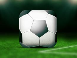 世界杯来了,应个景,画了枚足球