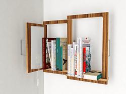 小户型空间家具设计——超板家具