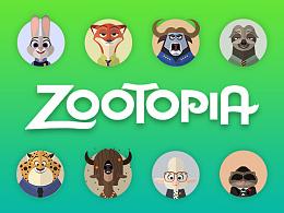 一起来把Zootopia拍扁拍扁~~~