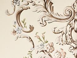 墙纸墙布花型工艺设计
