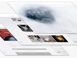 网页设计·吴语学堂