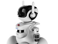 白狐设计_巡检机器人设计