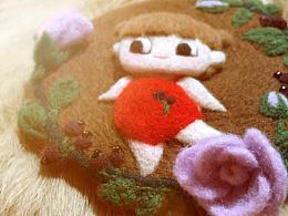 羊毛毡 花宝系列