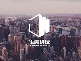 #钜美科技#品牌logo