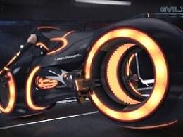 tron2代光轮