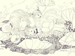 2013杂志黑白图(上旬)