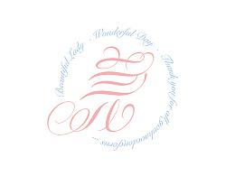 三八女神节做的字体设计