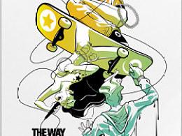 Converse—Thewaywerun