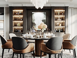 法式客餐廳