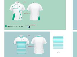 以CAITON 品牌做的衣服设计图