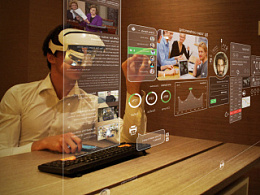 SEER 增强现实UI界面