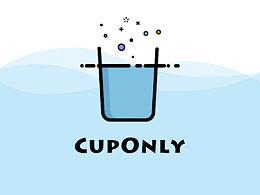 CUPONLY 智能水杯UI设计/产品3D建模