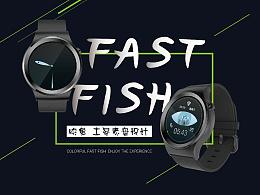 土曼表盘设计  智能手表设计  UI设计