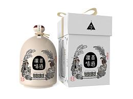 源味黄酒/ 猕猴桃包装