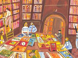 博洛尼亚书店