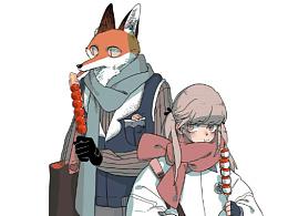 废柴狐阿桔part1