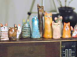 一群小猫咪