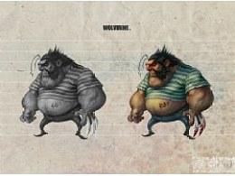 小胖子系列···