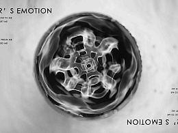 Water's emotion - 互动装置