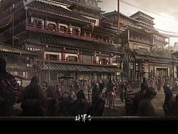 游戏影视原画概念设计