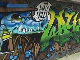 SHADOWZ CREW graffiti