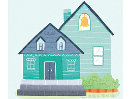 三个小房子