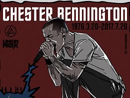 Chester Bennington 致敬