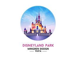 Day13- 每日设计 迪士尼乐园