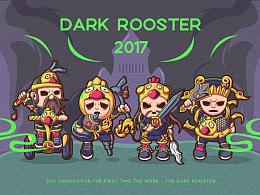 DARK ROOSTER