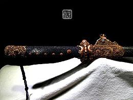 刀剑-唐刀