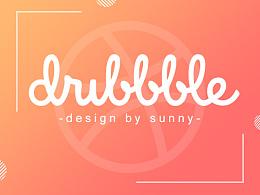 SUNNY-Dribbble部分作品整理