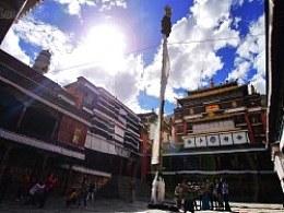 西藏·心灵之旅(14)扎什伦布寺