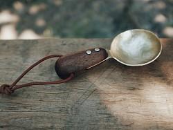手作咖啡量豆勺