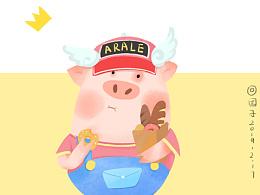 你是猪吗?