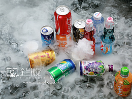 酒水产品拍摄