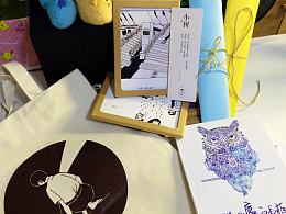 《猫头鹰的书柜》 2016年完结礼品组套