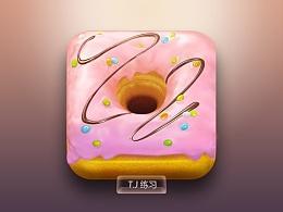 UI甜甜圈 练习