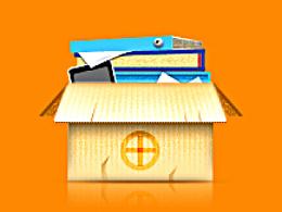 箱子文件的icon