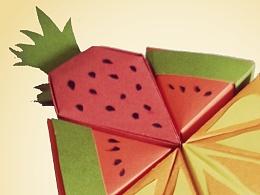 水果糖包装